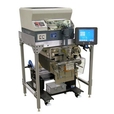 UMC/APS Automatic Coin Bagging Station | Universal Machine Company
