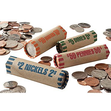 Cartridge (Shotgun) Coin Wrappers