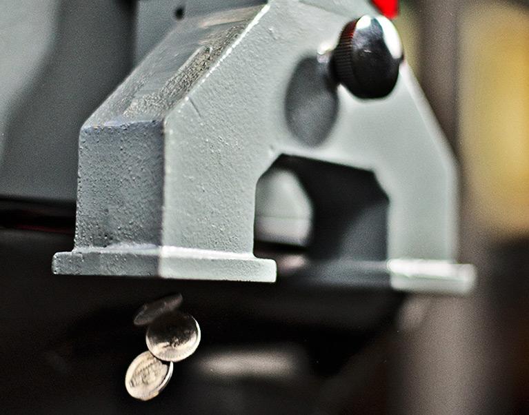 Model 360 Coin Dispenser