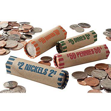 Cartridge (Shotgun) Coin Wrappers