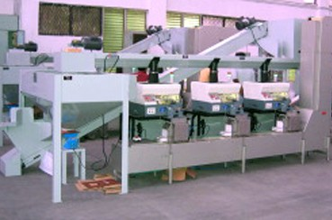 Infeed Conveyor System