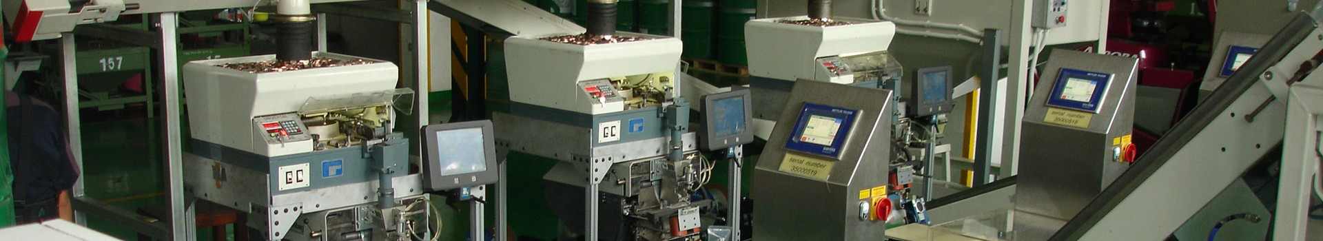Automated Coin Bagging Systems